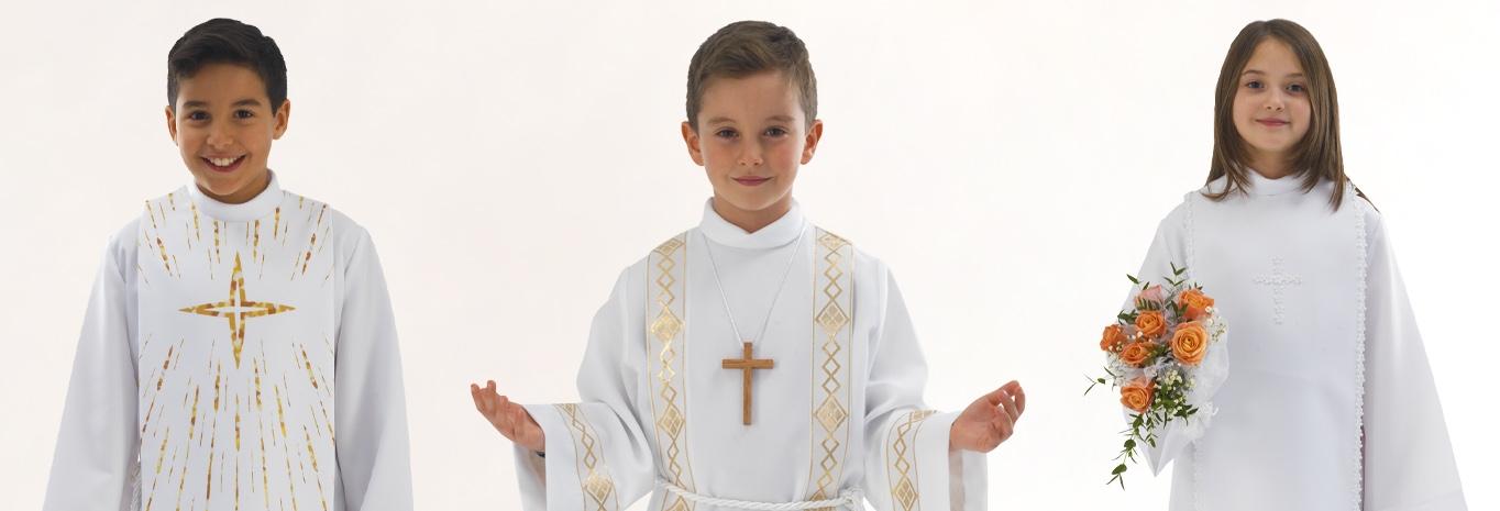 First Communion Albs