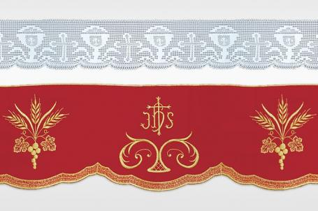 Mass Linen and Altar Cloths
