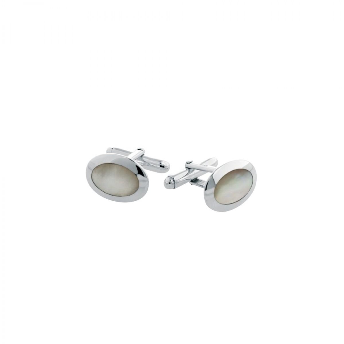 Gemelli in argento - art. BT028