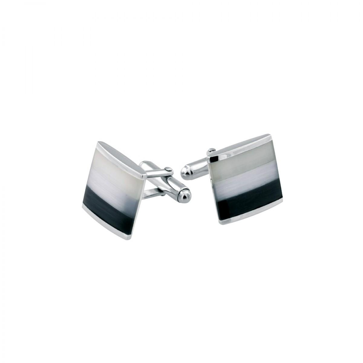 Gemelli in argento - art. BT035