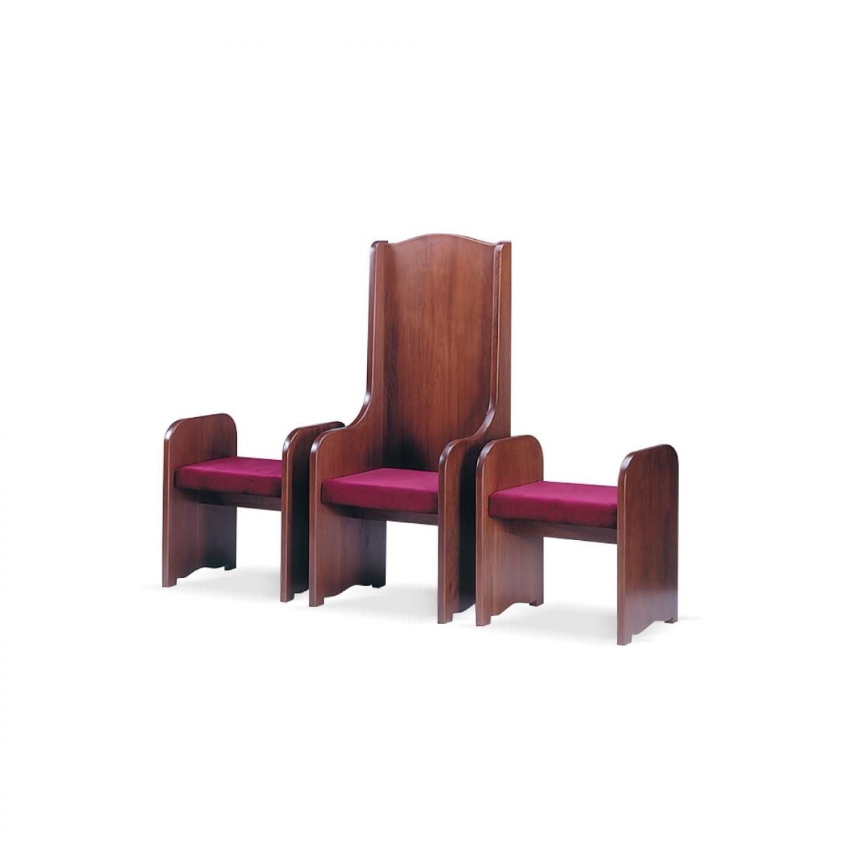 Completo sedia e due sgabelli - art. 160/1