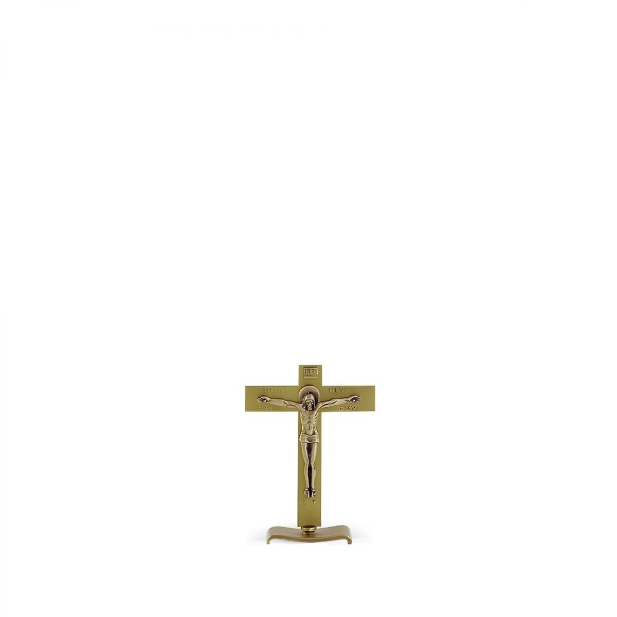 Croce con base - art. C. AM BASE